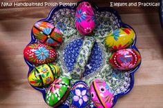 Polish pottery EGGS  :)