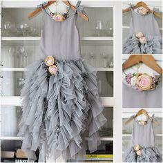 sukienka do sesji zdjęciowej ;-) Girls Dresses, Flower Girl Dresses, Wedding Dresses, Fashion, Dresses Of Girls, Bride Dresses, Moda, Bridal Gowns, Fashion Styles