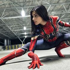 aturday I will be there in my Iron Spidey Suit! Cosplay Anime, Male Cosplay, Cosplay Outfits, Best Cosplay, Cosplay Costumes, Cosplay Spiderman, Superhero Cosplay, Female Spiderman, Spider Girl
