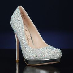 Jennifer-3 by Blossom Wedding and Bridesmaids Shoes