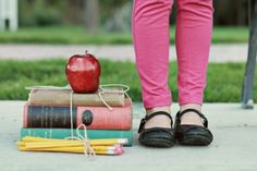Back to School time can be stressful! We give 3 ways to plan your kids routine to help them and you on busy school mornings! #backtoschool #kids #tips