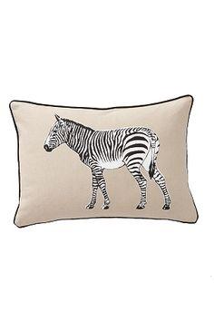 Ellos Home Zebra-tyynynpäällinen