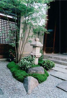 Inspiring small japanese garden design ideas 36