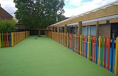 Along with playground equipment we also offer a bespoke outdoor classrooms that are constructed from high quality material.