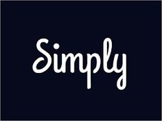 Simply.