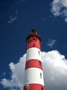 Amrum Lighthouse, Schleswig-Holstein, DE