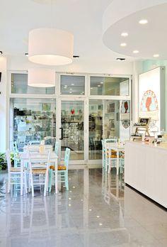 Inside our sweet bakery