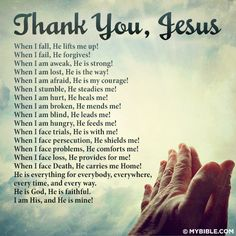229 Best Thank You Jesus Images In 2019