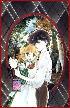 Alpen Rose by Michiyo Akaishi Japanese Drawings, Japanese Cartoon, Manga Art, Manga Anime, Anime Art, Anime Weapons, Beautiful Fantasy Art, Old Anime, Anime Princess