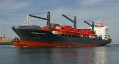 First Hammonia Ship Commissions AMP System | World Maritime News