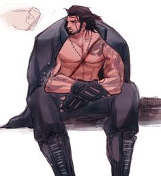 Fantasy Character Design, Character Concept, Character Inspiration, Character Art, Fantasy Male, Final Fantasy Xv, Final Fantasy Characters, Anime Characters, Final Fantasy 15 Gladiolus