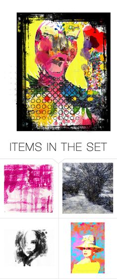 """""""Layers"""" by anne-marie-jackson on Polyvore featuring art"""