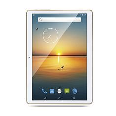 97 inch Tablet Octa Core 2560X1600 IPS Bluetooth RAM 4GB ROM 64GB 80MP 3G MTK6592 Dual sim card Phone Call Tablets PC Android 51 Lollipop GPS electronics 7 8 9 10 White >>> Read more  at the image link. Note: It's an affiliate link to Amazon