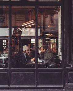 Café Saint-Régis, Paris | Brooke Hoehne