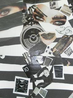 Fashion Moodboard - monochrome fashion collage inspiration board for fashion design Fashion Line, Trendy Fashion, Monochrome Fashion, Fashion Collage, Student Fashion, Fashion Portfolio, Design Inspiration, Fashion Inspiration, Moodboard Inspiration
