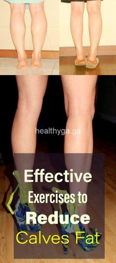 Effective Exercises To Reduce Calves Fat! – Healthy Beat Effective Exercises To Reduce Calves Fat! Mental Health Articles, Health And Fitness Articles, Health Fitness, Fitness Diet, Yoga Fitness, Health Diet, Personal Fitness, Physical Fitness, Fitness Workouts