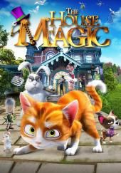 Thunder and the House of Magic Movie Poster Image