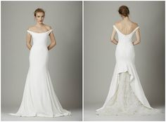 Elena Damy - Obsessed with Lela Rose Wedding Gowns - Elena Damy