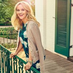 Reese Witherspoon: The SL Photo Shoot: Elegant and Versatile