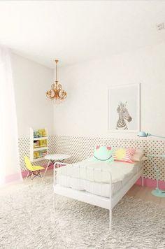 Moderne Designtapete Im Inneren Des Schlafzimmers