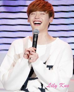 2015.03.21​ Lee​ Jong Suk FANMEETING in Taiwan  Cr. Logo