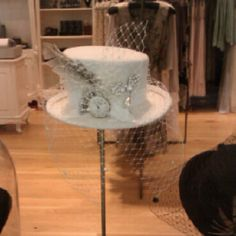 Vivienne Westwood - wedding hat