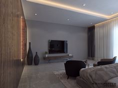 """Check out this @Behance project: """"WOOD MODERN BEDROOM""""…"""