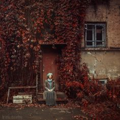 one day from the last october by Anka Zhuravleva on 500px