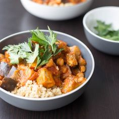 5.0 from 1 reviews   Moroccan Eggplant Stew