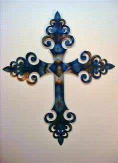 large wall celtic crucifix | Metal Wall Crosses – Large, Art, Decorative, Celtic, Wrought Iron!.