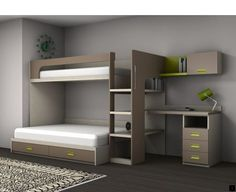 """Best Childrens Beds Single / Double With Storage And Desk for Home Find out even more relevant information on """"bunk beds for kids room"""". Check out our internet site. Bunk Beds For Girls Room, Bunk Bed With Desk, Full Bunk Beds, Bunk Beds With Stairs, Kid Beds, Cheap Bunk Beds, Bunk Beds For Sale, Bed Rooms, Bunker Bed"""