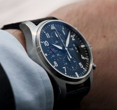 Fancy - IWC Pilot's Chronograph Automatic Watch