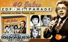 40 Jahre ZDF Hitparade met Dieter Thomas Heck