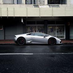 Win a ride in a Lamborghini Huracán with David Perel!