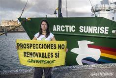 Repsol y el gobierno español: buscar petróleo cueste lo que cueste | Greenpeace Argentina Comunidad DEFENDEMOS A LOS ANIMALES GOOGLE+