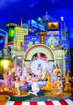 Special performance at Viva Bangkok Stage Theater  #show #theater #culture #Phuket #feativities #Thailand #Fantasea