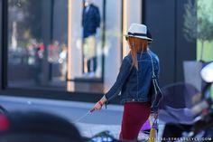2683-Athens-Streetstyle-woman-denim-jacket-white-hat-athens