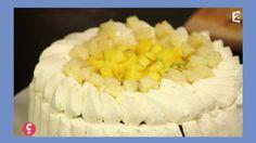 Aujourd'hui, Christophe Adam vous propose de préparer un gâteau au yaourt !
