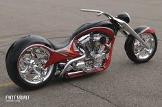 Custom Choppers at the SUPERSHOW
