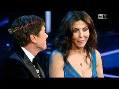 Sabrina FERILLI - Roma Non Fa La Stupida Stasera - Gianni Morandi San Remo 2012