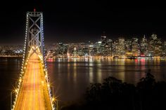 Bay Bridge. Photo by Casey McCallister