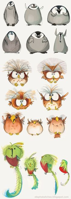 Character Design Jobs Uk : Making of the spiderwick chronicles quot hogsqueal by tippett