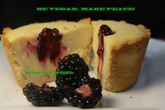 Vegan Delicious Creamy Blackberry Vanilla Plain Baby by VEGANLOTUS, $25.00