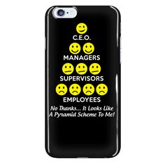 Pyramid Scheme - Phone Cases - http://mymlmshop.com/collections/phone-cases/products/pyramid-scheme-phone-case