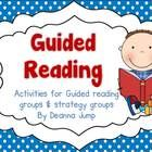 Just add leveled books and this resource contains everything you need to conduct successful, engaging Guided Reading group lessons.  This best sell...