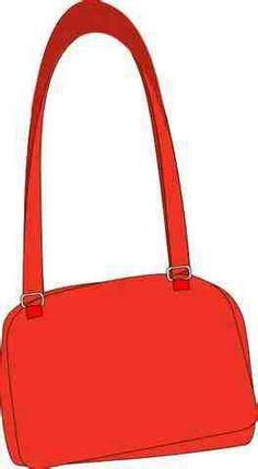 red purse purse clipart pinterest handbag rh pinterest co uk Pinterest Sewing Crafts Pinterest Sewing Handbags