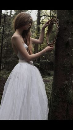 Fairy tales. Grimm. Whimsical. White.