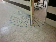 Door & Floor Angle/Degree Learning Guide