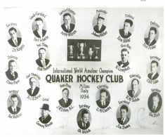 dewey saskatoon quakers 1934 - Google Search