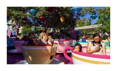 A very merry unbirthday To you Who me? Yes you Oh me Let's all congratulate us with another cup of tea  A very merry unbirthday to you  #Disneyland #madhatter #teacups #gradday #spiningteacups #colors #fun #vsco #besomebody by caitlin_maxine